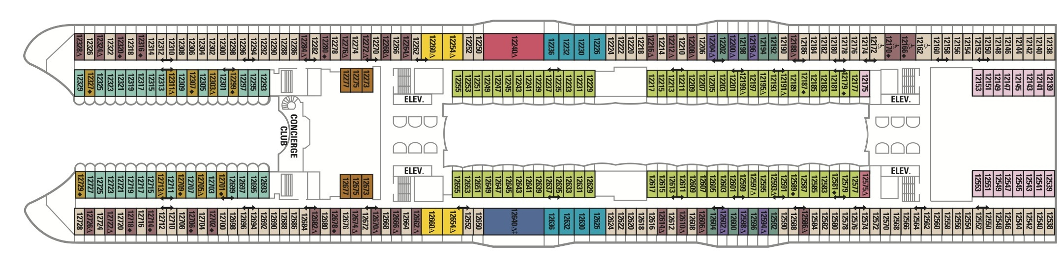 Rccl Allure Of The Seas Deck Plan Woodworking Service Online