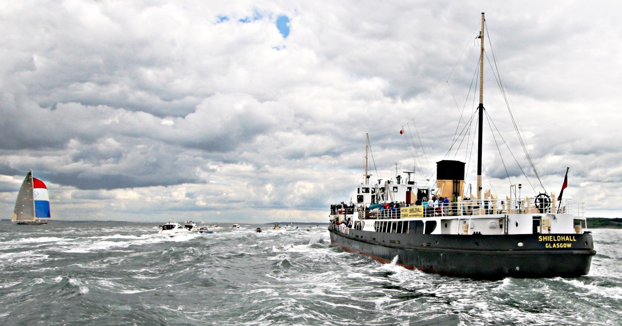 Shieldhall chase j boats