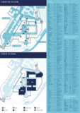 Gunwharf quays map