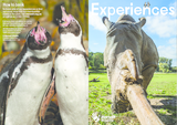 Marwell wildlife animal experiences