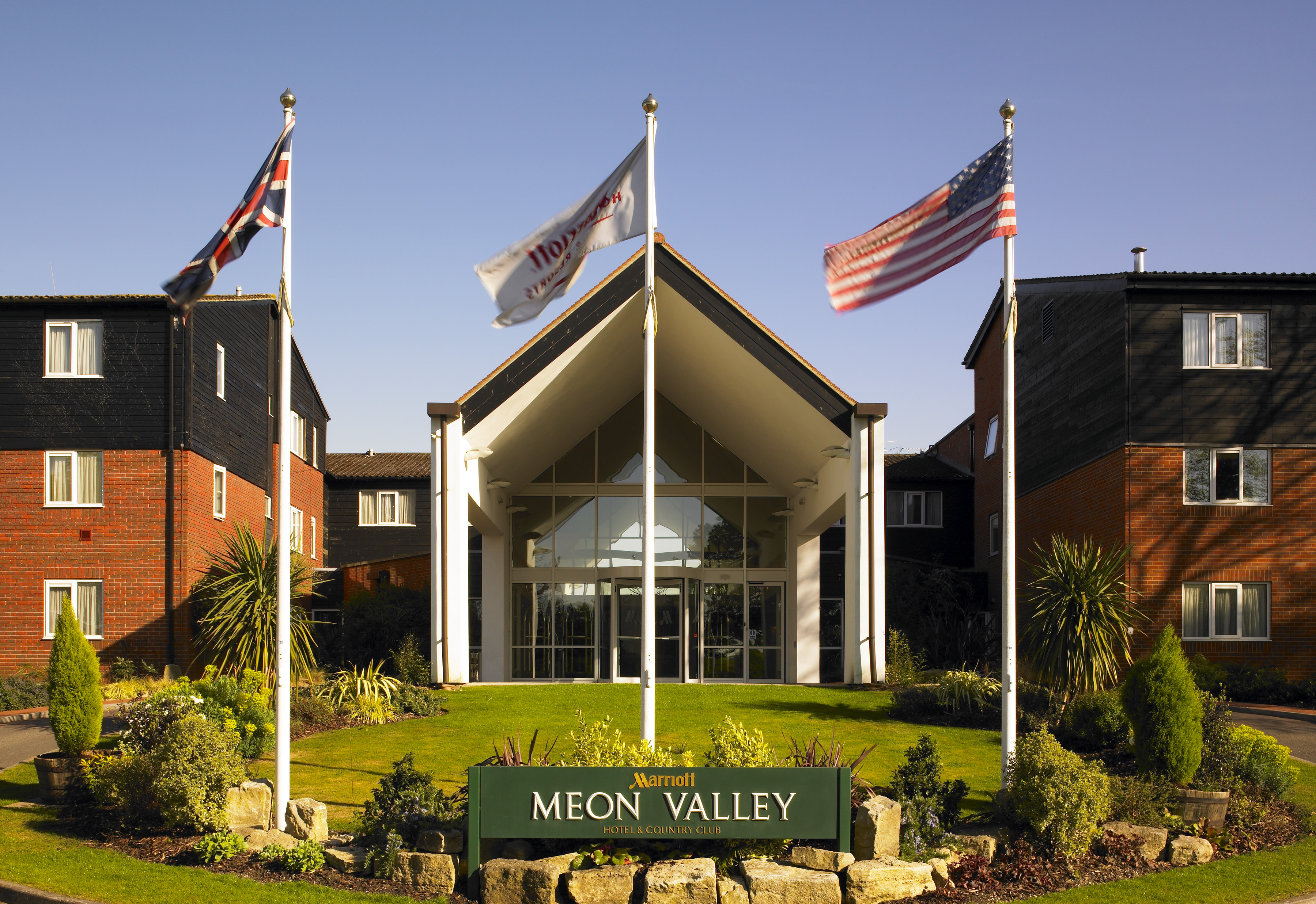 Meon valley entrance