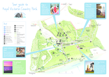 Royal victoria country park map