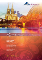 Cmv Signature River Cruises Rier Cruises Of Distinction 2016 1