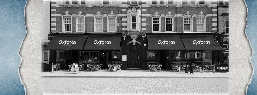 Oxfords cover image