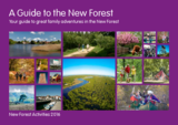 New forest activites guide to the new forest