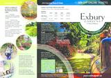 Exbury gardens 2016 leaflet