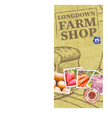 Longdown activity farm shop leaflet 2016