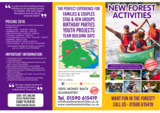New forest activities leaflet 2016 part 1