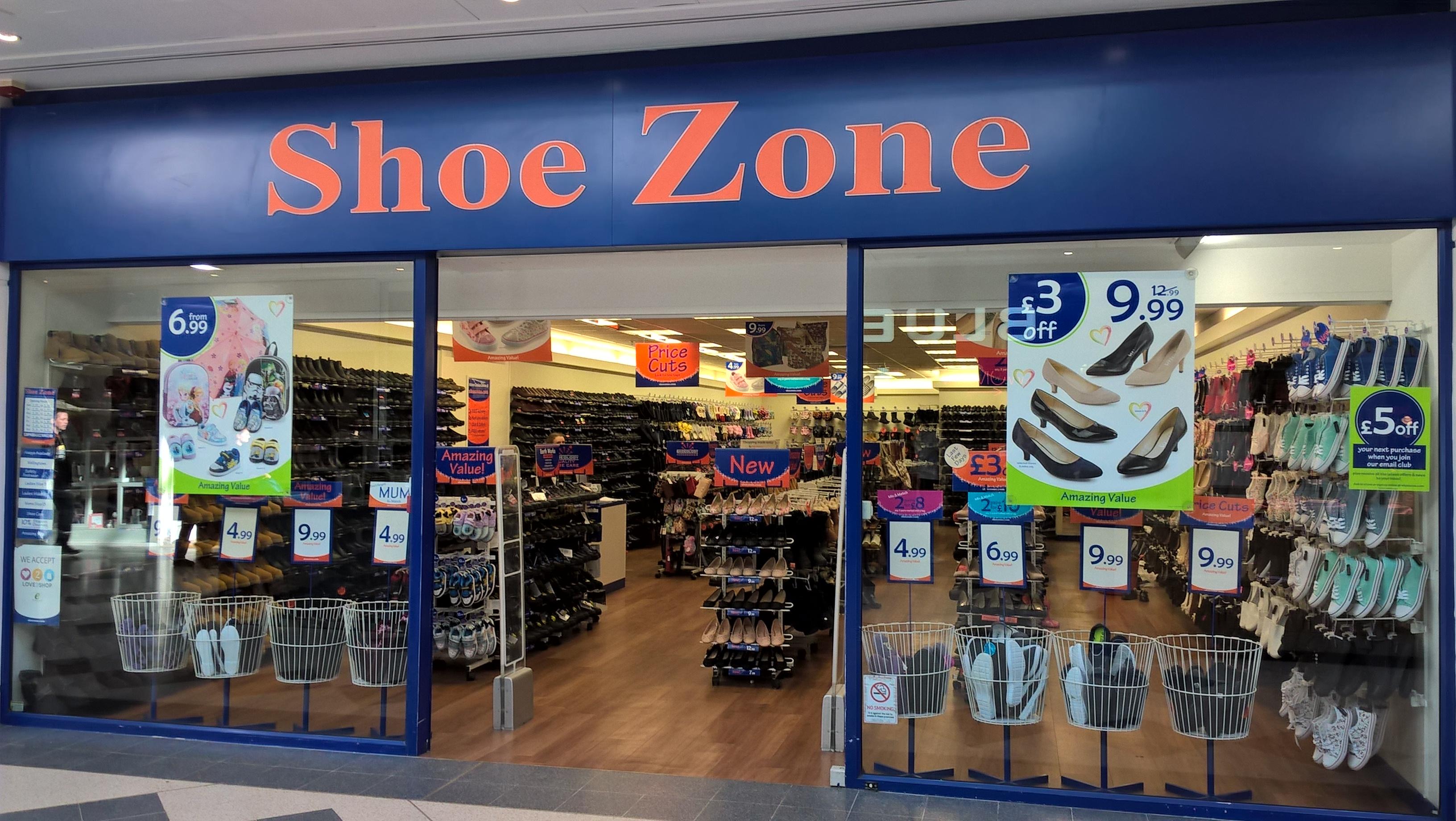 Marlands shoe zone
