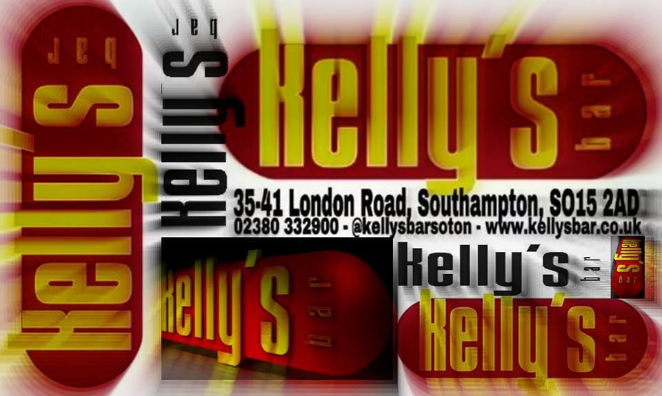 Kellys bar southampton covr