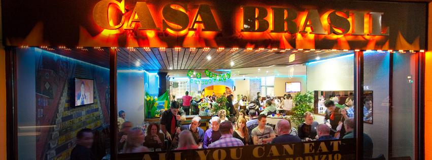Casa brasil southampton cover