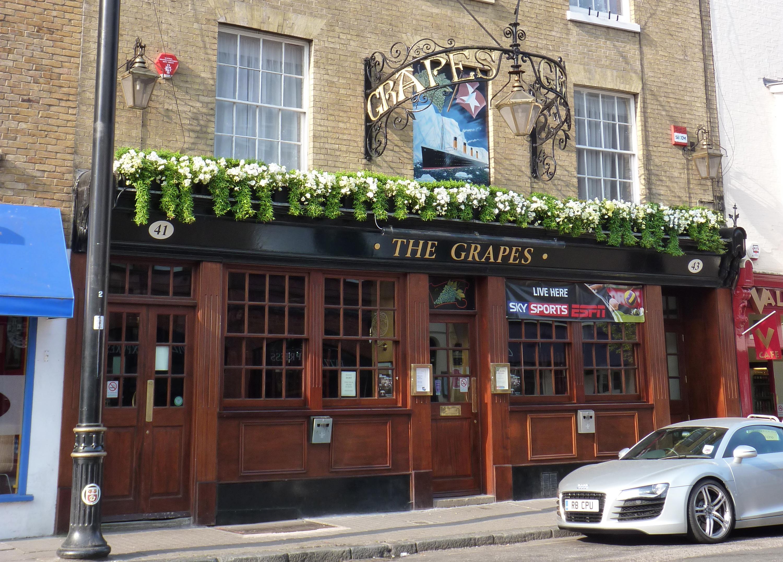 Grapes pub