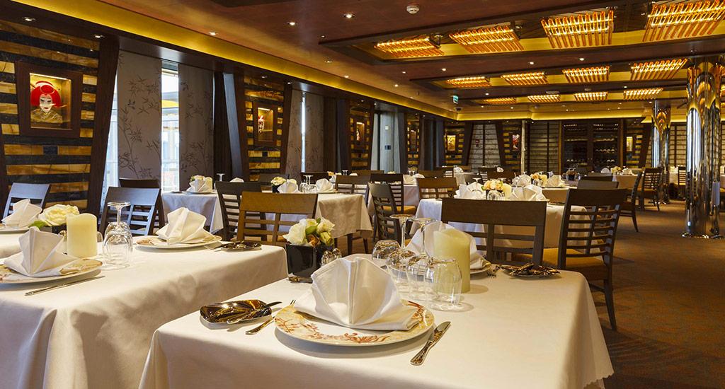 Costa Cruises Costa Diadema Interior Samsara Restaurant.jpg