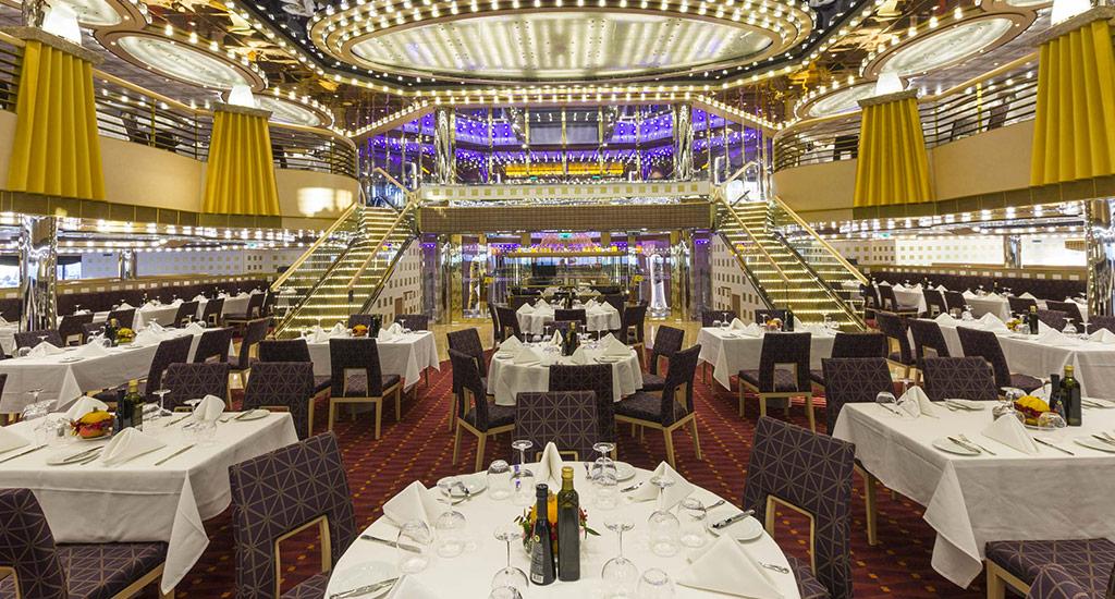 Costa Cruises Costa Diadema Interior Firoentino Restaurant.jpg