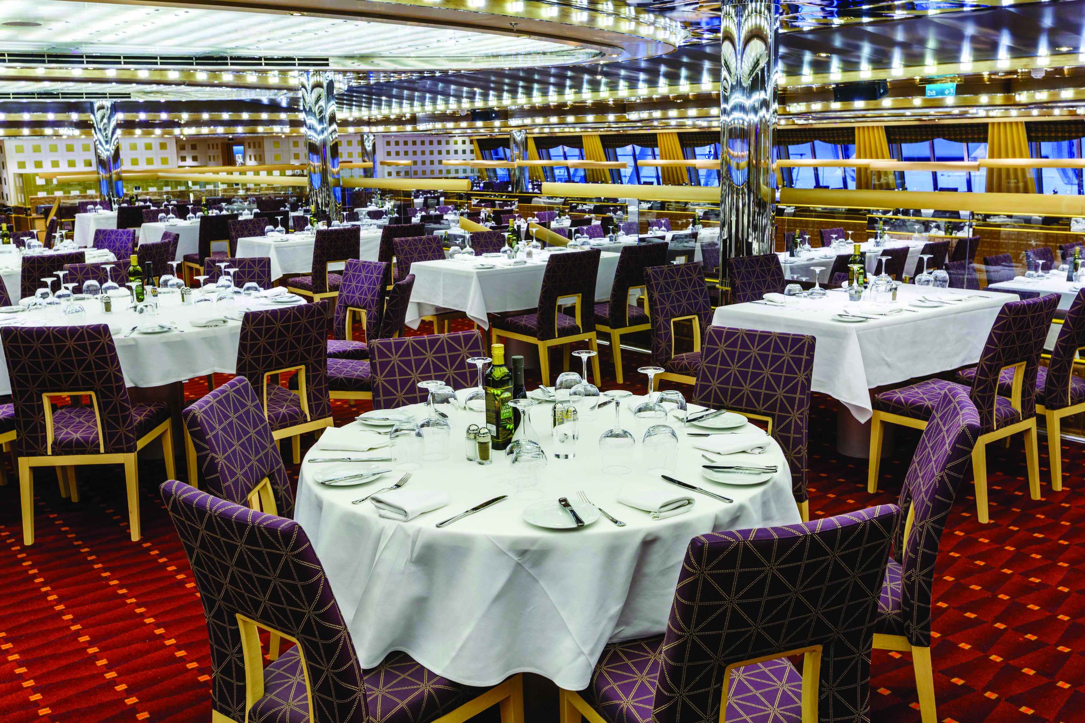 Costa Cruises Costa Diadema Interior Adularia Restaurant.jpg