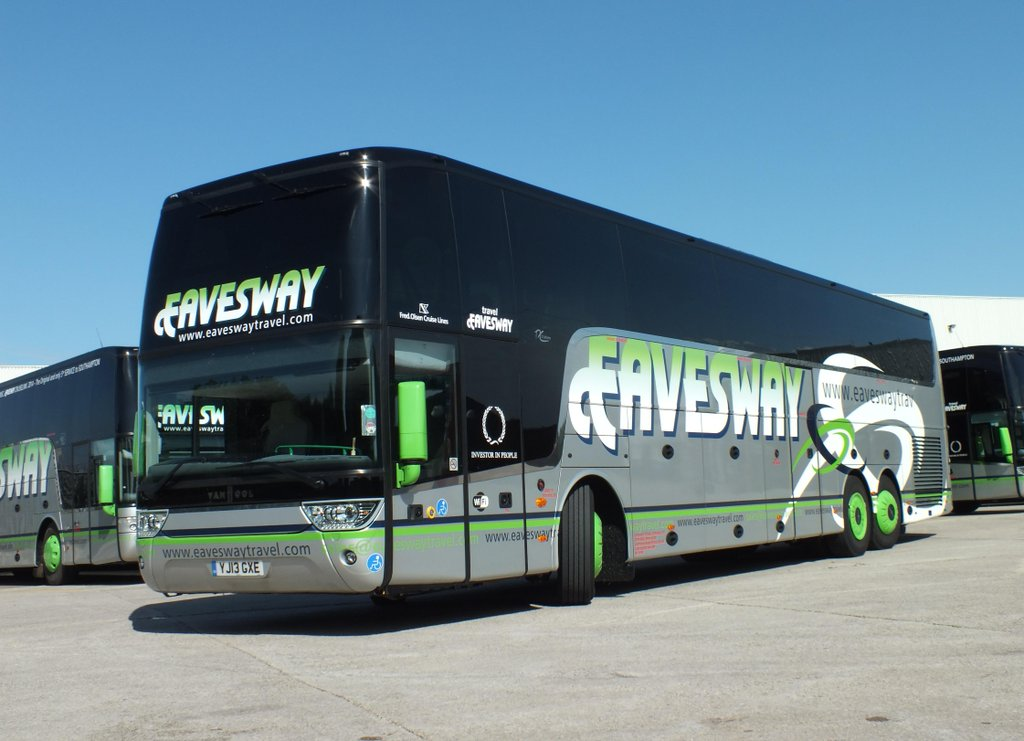 Image result for eavesway coach fleet