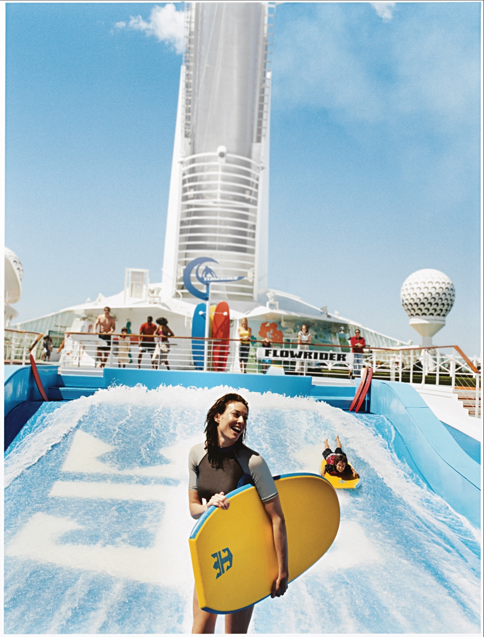 Royal Caribbean International Independence of the Seas flow rider.jpg