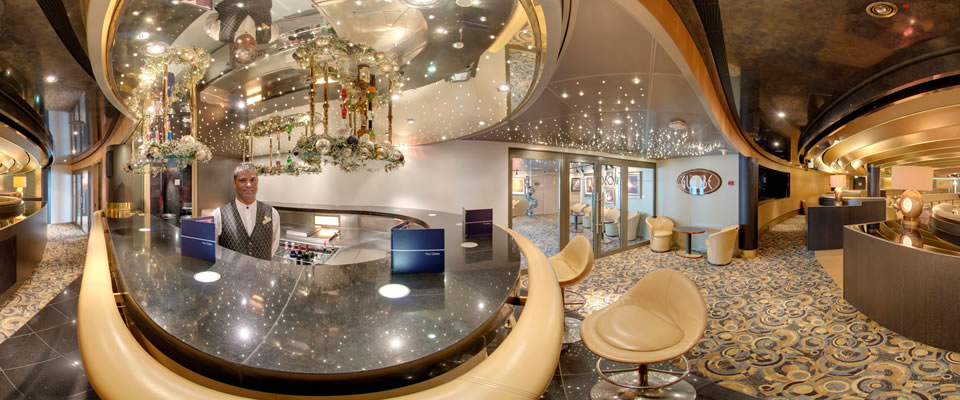 P&O Cruises Arcadia Interior The Globe.jpg
