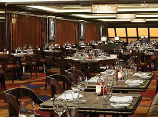 Norwegian Cruise Line Norwegian Breakaway Interior Cagney's Steakhouse.jpg