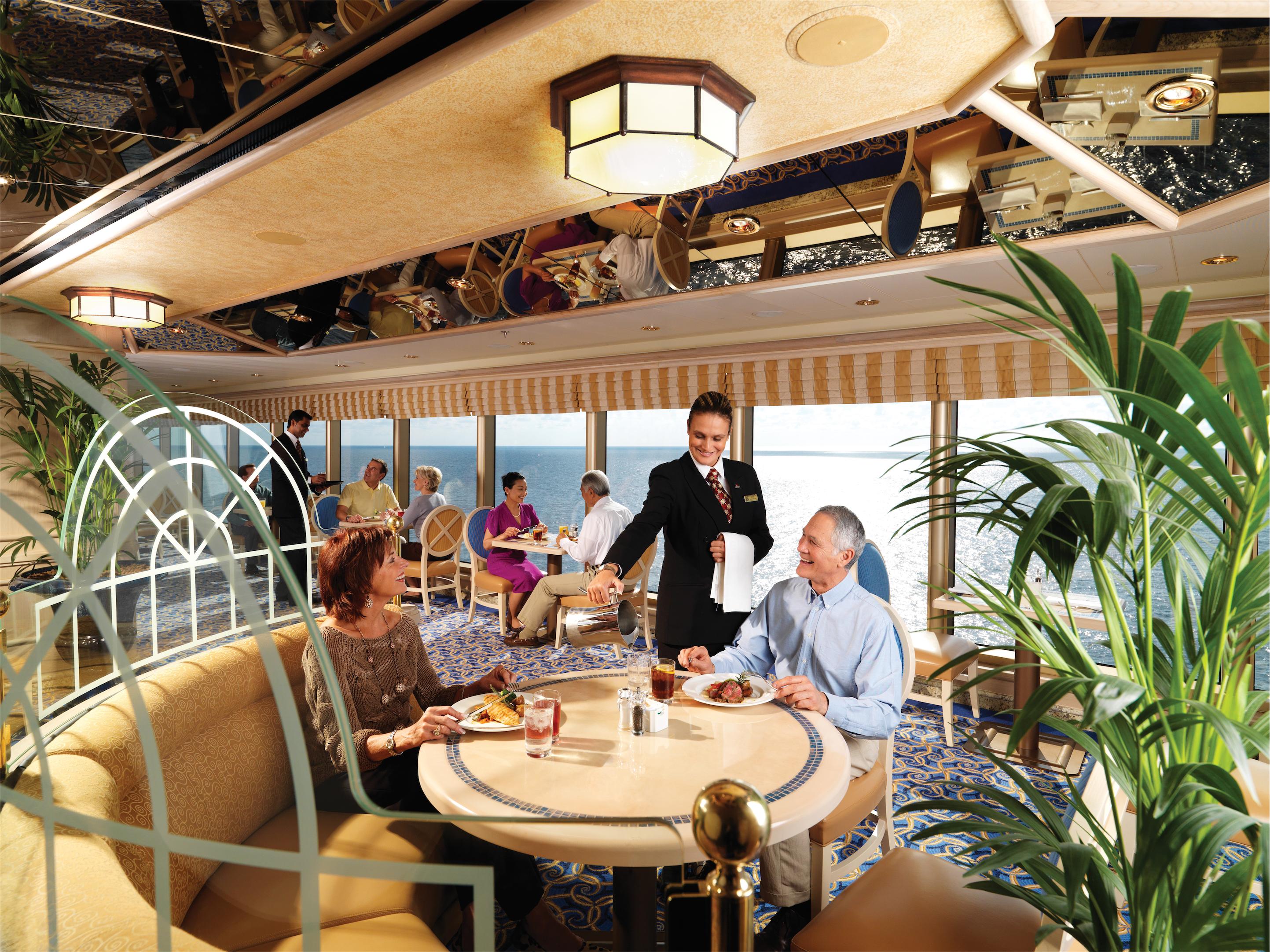 Cunard Line Queen Victoria Lido Restaurant 1.JPG