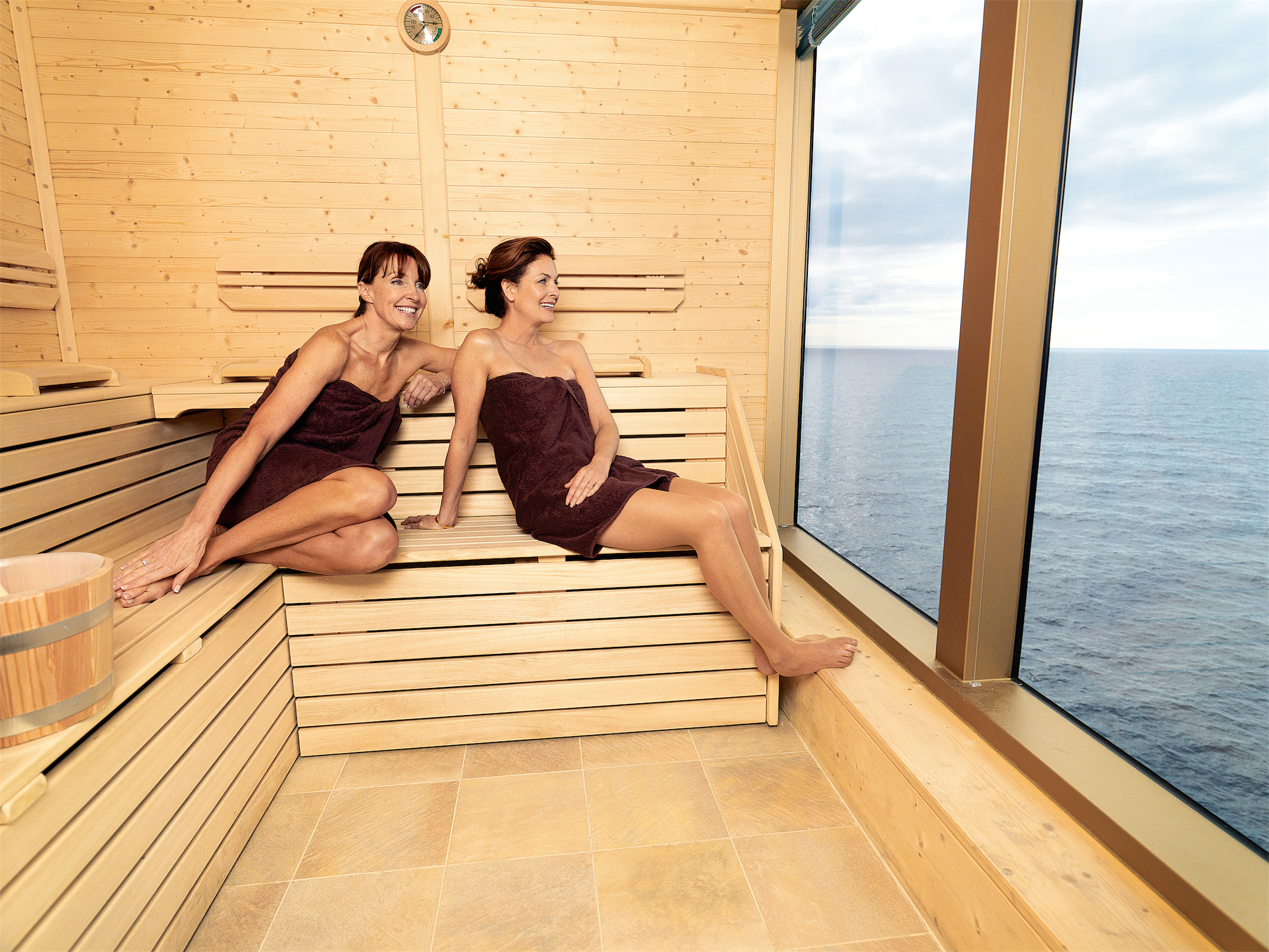 Cunard Line Queen Victoria Fitness Centre and Spa 1.JPG