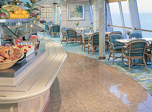 Norwegian Cruise Line Norwegian Sky Interior Garden Cafe.jpg