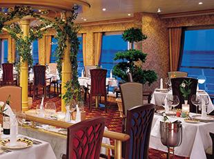 Norwegian Cruise Line Norwegian Sky Interior Cagney's Steakhouse.jpg