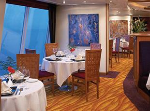 Norwegian Cruise Line Norwegian Sky Interior Il Adagio Restaurant.jpg