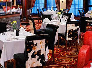 Norwegian Cruise Line Norwegian Jewel Interior Cagney's Steakhouse.jpg