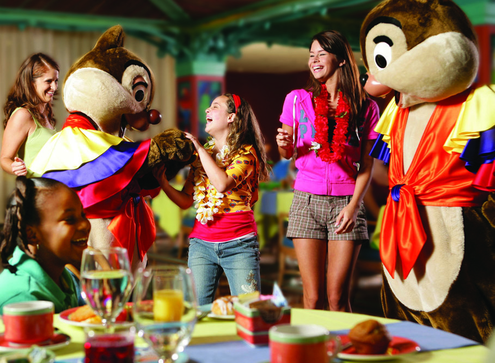 Disney Cruise Line Interior Breakfast with Characters.jpg