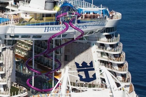Harmony of the Seas ultimate abyss waterslide.jpg