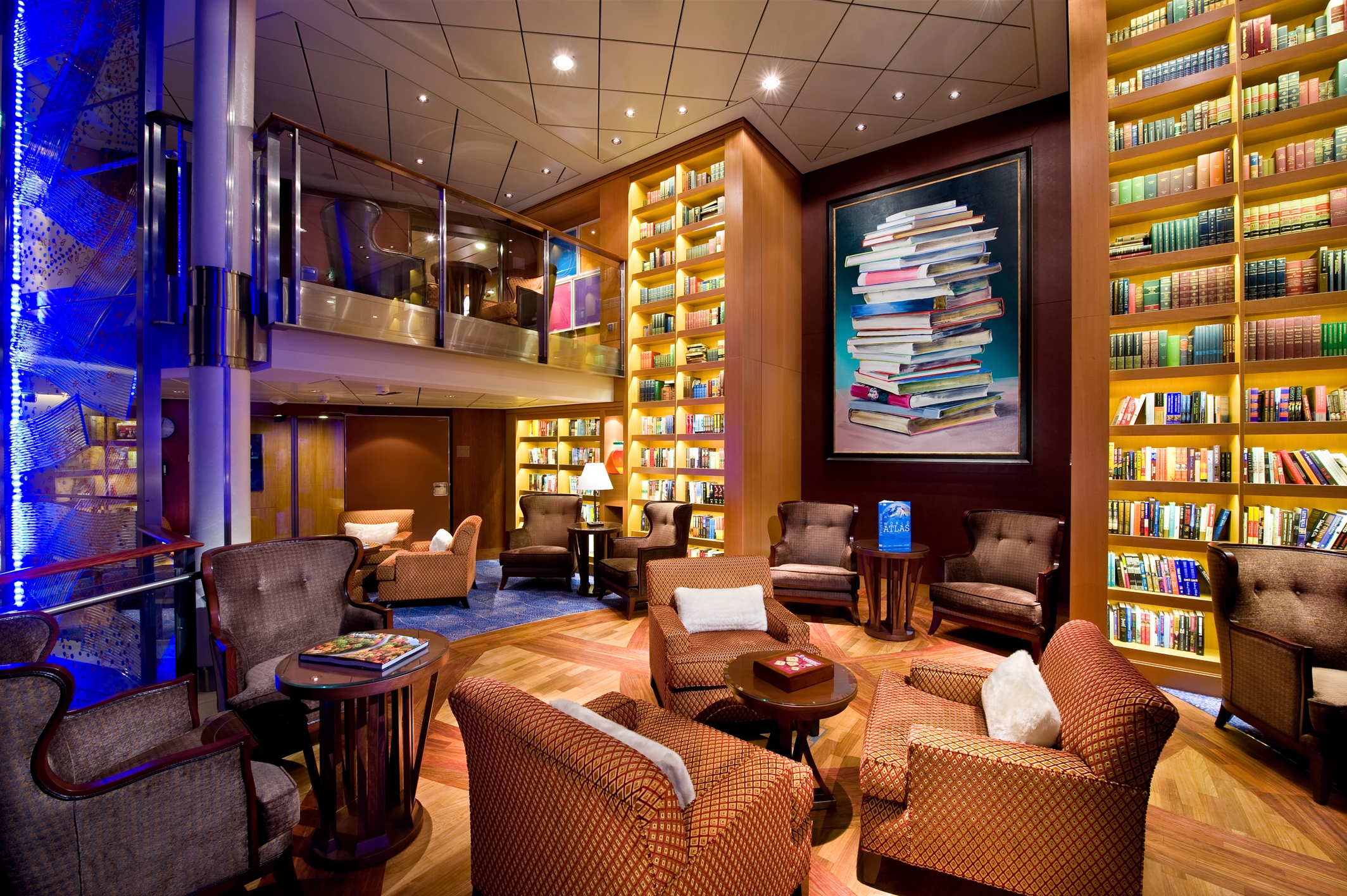 celebrity cruises library.jpg