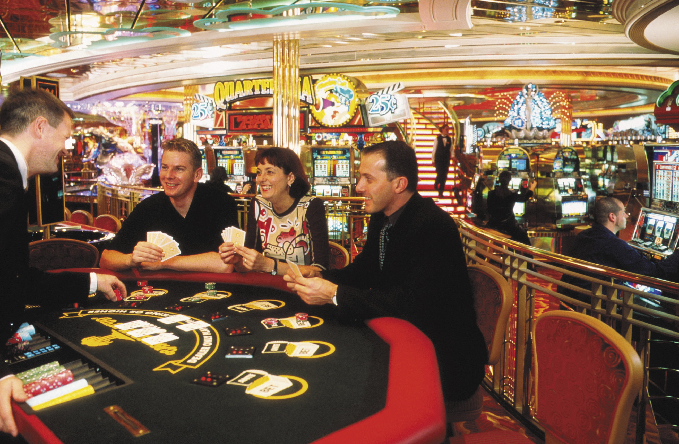 Royal Caribbean International Adventure of the Seas Interior Casino.jpeg