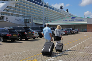 Mayflower cruise terminal 9