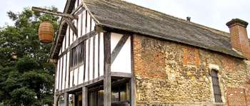 Medieval merchants house