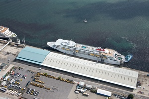 Mayflower cruise terminal 1