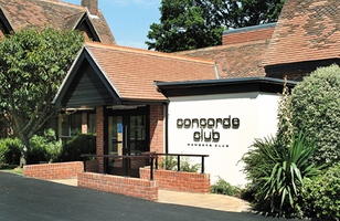 Concorde club outside