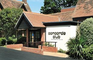 Concorde club outside