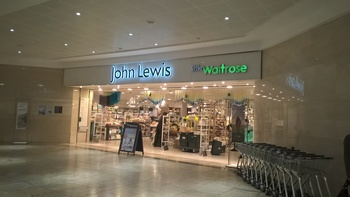 Westquay john lewis