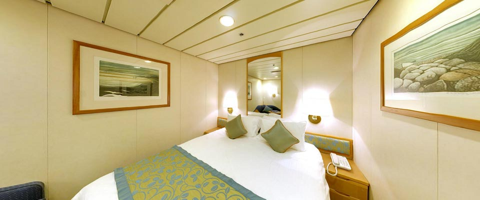 Inside Cabins
