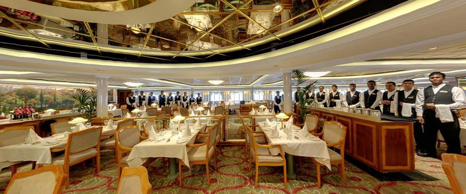P&O Cruises Oriana Interior Peninsular Restaurant.jpg