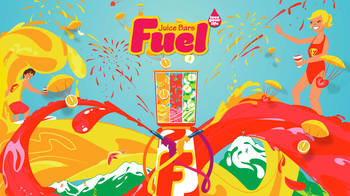 Fuel juice bar westquay