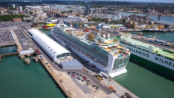 Ocean cruise terminal 2