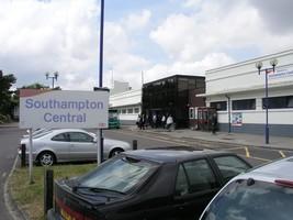 Southampton central station v2