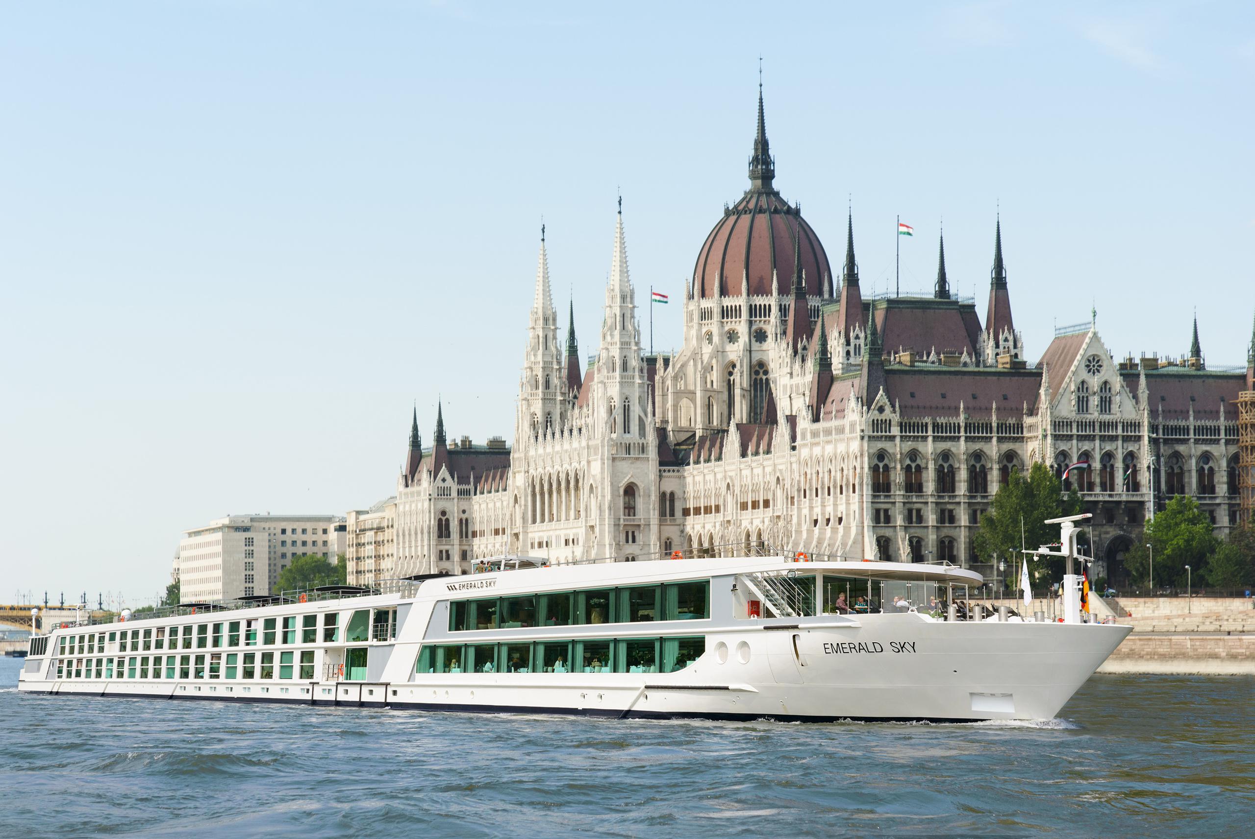 Emerald Cruises image