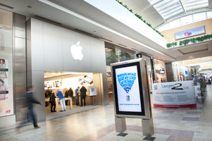 Apple store westquay shopping centre 1