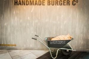Handmade burger co westquay