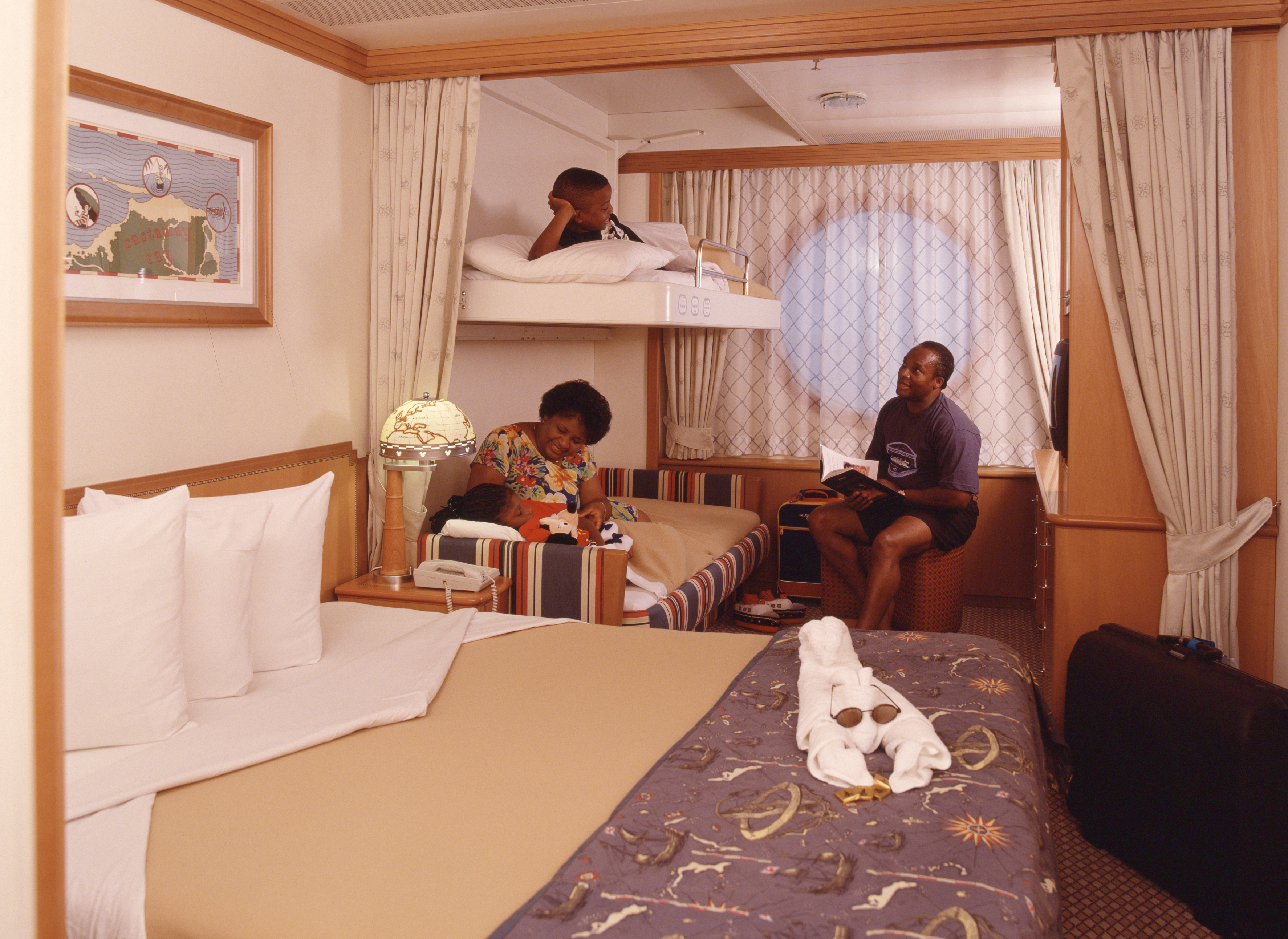 Disney Cruise Line Accommodation Category 9 Deluxe Oceanview Stateroom.jpg