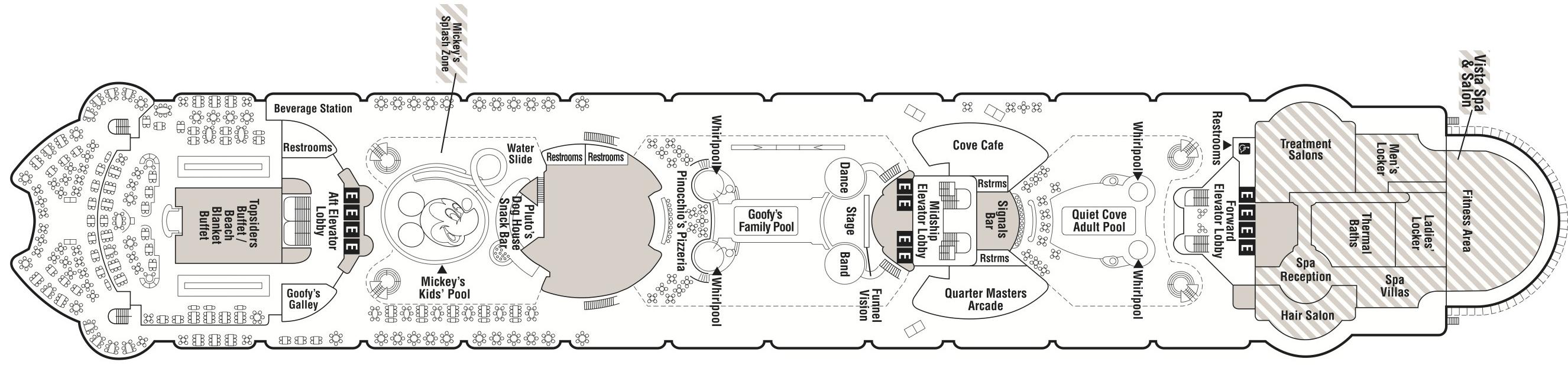 Disney Cruise Line Disney Magic & Disney Wonder Deck Plans Deck 9.png