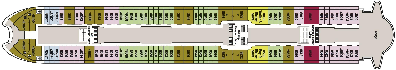 Disney Cruise Line Disney Magic & Disney Wonder Deck Plans Deck 8.png